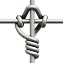 South Fence Fixed Knot Logo